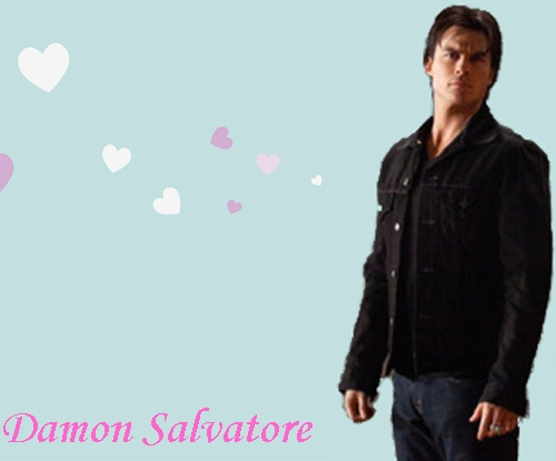 Damon Salvatore 1