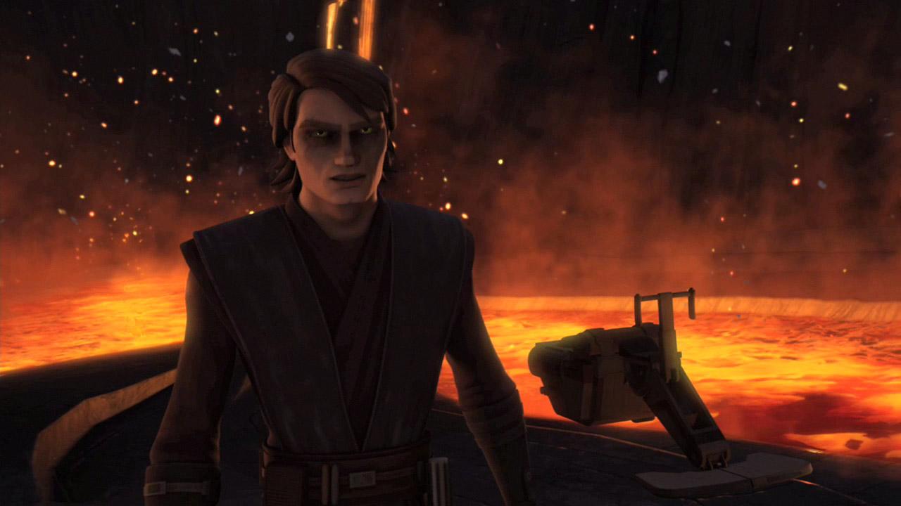 Dark Anakin - Clone wars Anakin skywalker Wallpaper ...