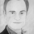 David Hyde Pierce// Niles Crane - frasier fan art