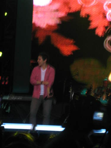 David @Pond's Teens Concert Indonesia 2011 - david-archuleta Photo