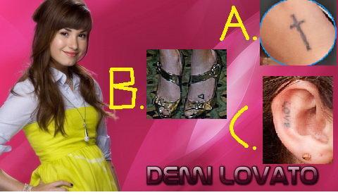 Demi's Tattos