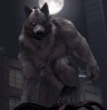 pango (human and wolf)