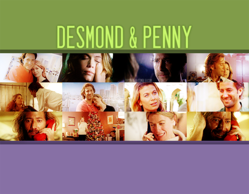 Desmond and Penny