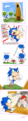Dont do it Sonic