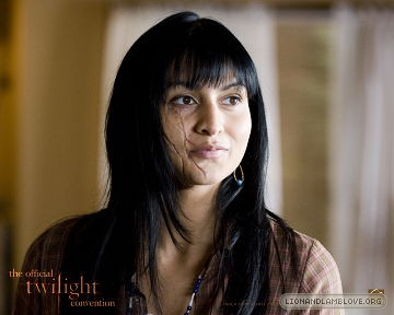 Emily Young 'The Twilight Saga : New Moon' Movie Still