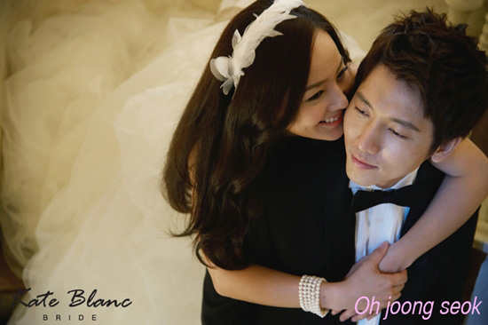 Eugene & Ki Tae Young wedding photos - we-got-married photo