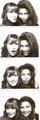 FUNNY FACES - zendaya-and-bella-thorne fan art