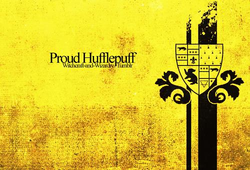 ファン Art - Hufflepuff