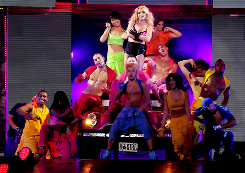 Femme Fatale Tour In Atlanta 17 07 2011