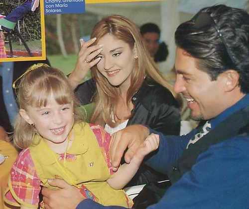 Fernando,Chantal&little Maria
