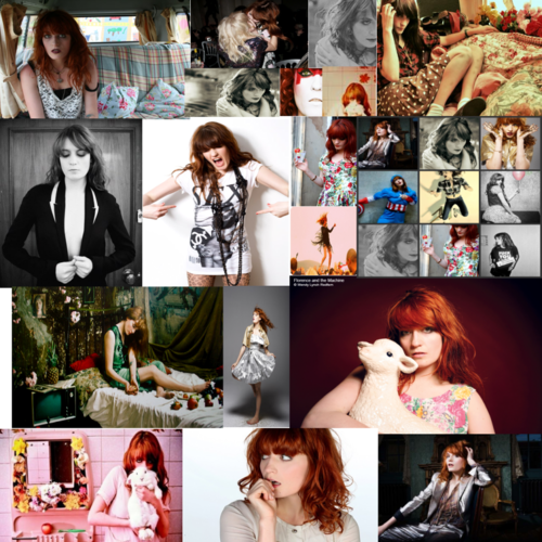 Florence + The Machine Hintergrund called Florence <3