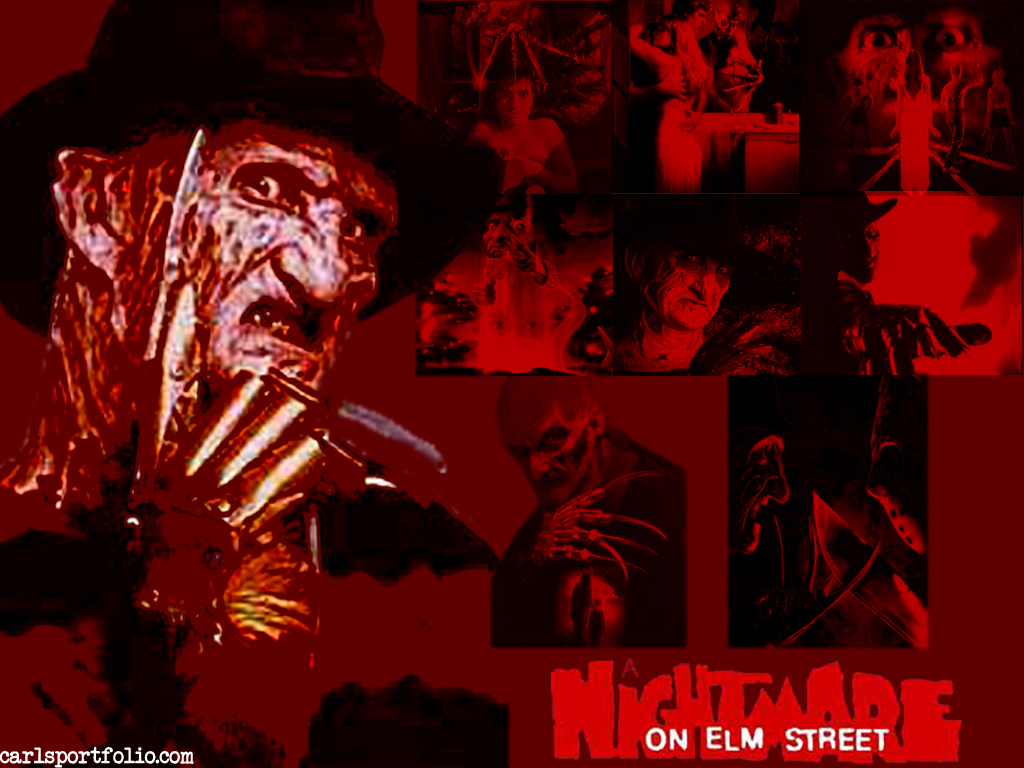 nightmare of elm street