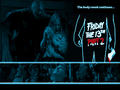 Friday the 13th Part 2 - horror-movies wallpaper