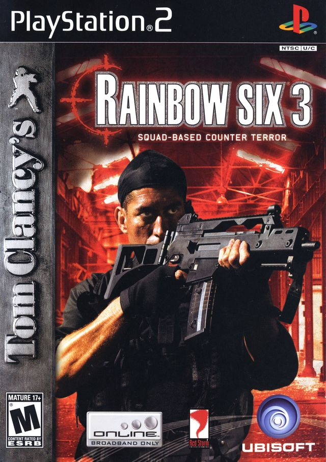 an overview of the book rainbow six by tom clancy Ver vídeo tom clancy's rainbow six siege released dec 1st, 2015  xbox one pc ps4 good  rainbow six siege is a.