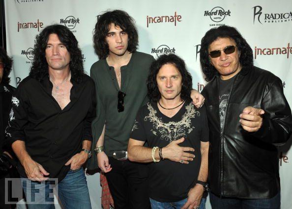 Gene, Eric, Tommy, Nick