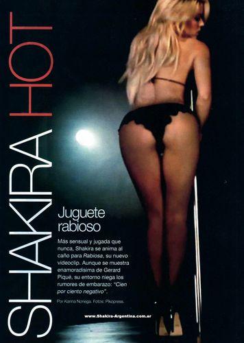 Gente Magazine Argentina June 2011