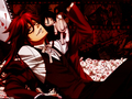 Grell - black-butler wallpaper