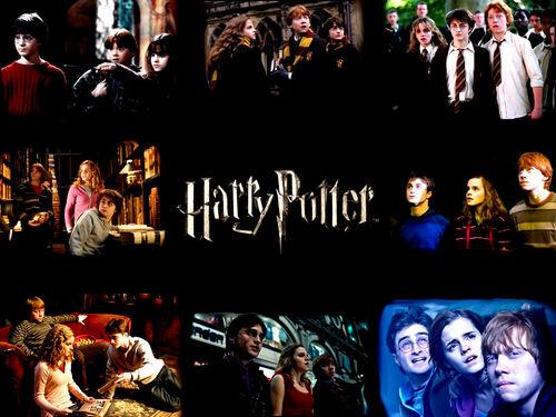HP 1-7 ♥