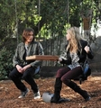 Hanna&amp;Caleb: Sneak Peek Picture (2x09) - hanna-and-caleb photo