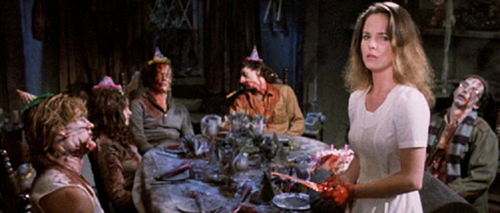 Horrorfilme Hintergrund titled Happy Birthday to Me scene