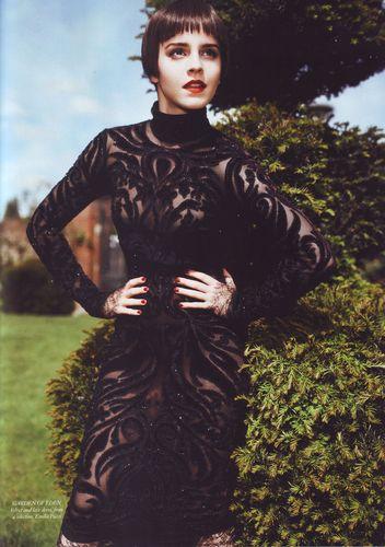 Harper's Bazaar 2011