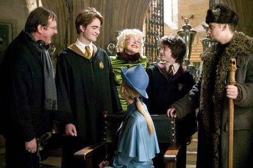Harry Potter vs Chạng vạng