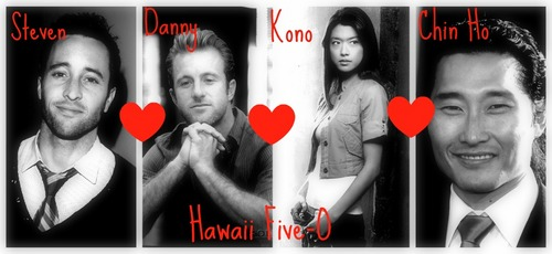 Hawaii Five-O For Life<3