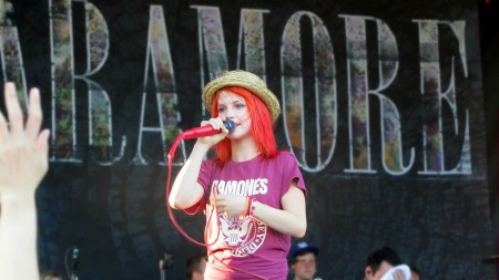 Hayley Williams 16.7.11 Montreal