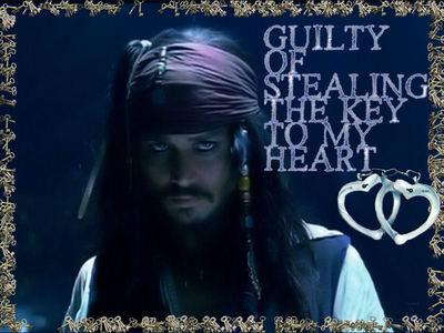 He estola The Keys To My corazón Not Yours!
