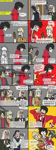 Hellsing Comic