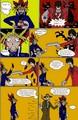 Hellsing and Yu-Gi-Oh Comic