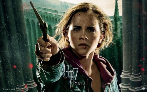 Hermione Granger : HP 7 p2