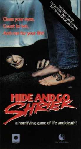Hide and Go Shriek Poster