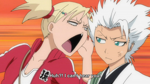 Hiyori and Toshiro