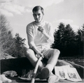 Hunter S. Thompson in 1959  - hunter-s-thompson photo