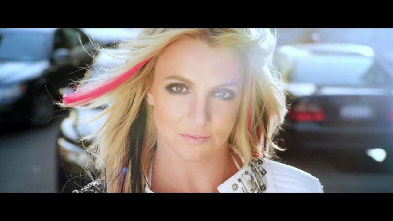 image Britney spears i wanna go teagan presley by kevin burrin