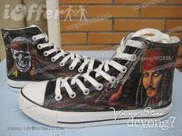 I Want These Shoes And I Want Them Now! - captain-jack-sparrow Photo