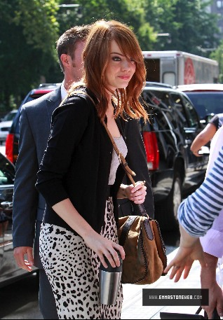In New York (July 17, 2011)