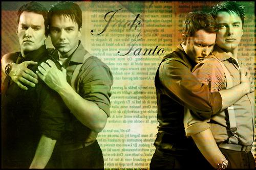 Jack and Iano