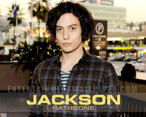 Jackson Rathbone & Ashley Greene wallpaper probably containing a street and a newsstand entitled Jackson Rathbone