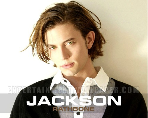 Jackson Rathbone & Ashley Greene wallpaper containing a portrait titled Jackson Rathbone
