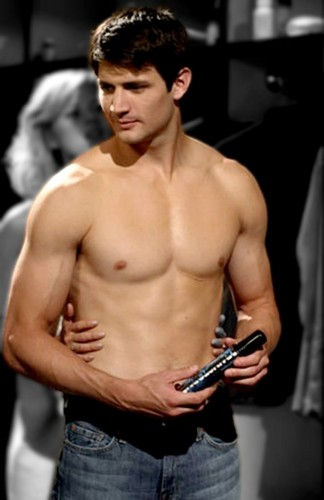 Nathan Scott wallpaper possibly with a naco, pedaço, hunk entitled James Laffert / Nathan Scott