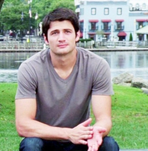 One Tree Hill wallpaper entitled James Lafferty