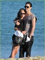 Jared Leto: St. Tropez with Katharina Damm!
