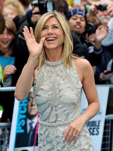 Jennifer Aniston At Horrible Bosses Premiere, লন্ডন 20 07 2011