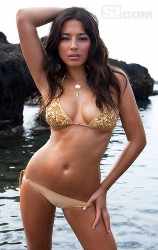swimsuit si wallpaper with a bikini called Jessica Gomes