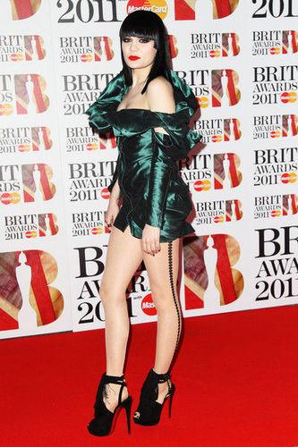 Jessie J - Brit Awards 2011