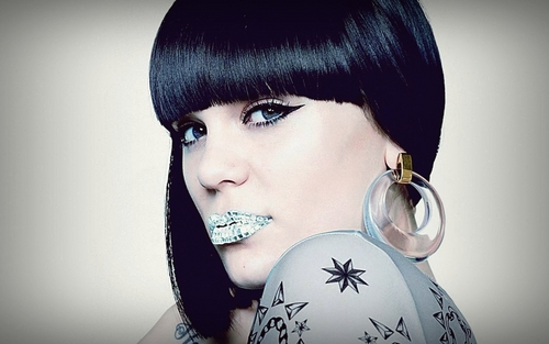 Jessie J fond d'écran entitled Jessie J