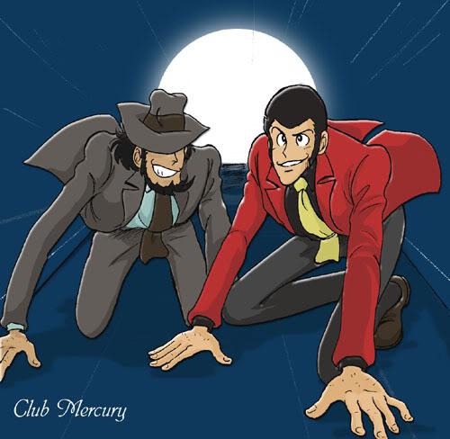 Jigen and Lupin