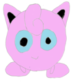 Jiggly Puff - jigglypuff fan art